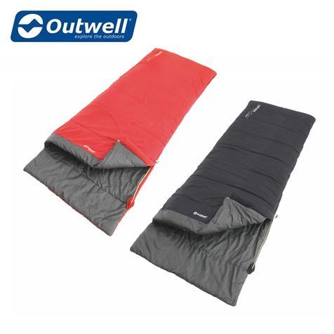 Outwell Celebration Lux Single Sleeping Bag - 2019 Model