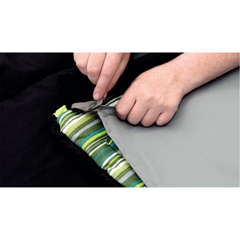additional image for Outwell Single Cotton Sleeping Bag Liner