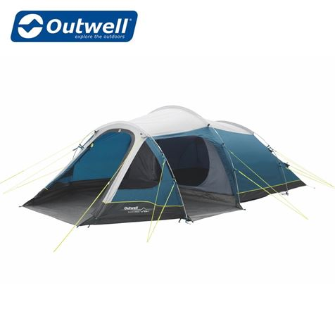 Outwell Earth 4 Tent - 2019 Model