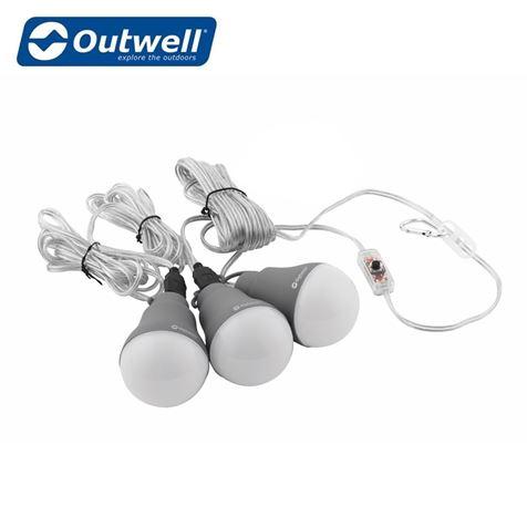 Outwell Epsilon USB LED Bulb Set - 2020 Model