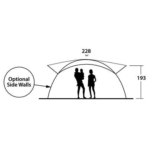 additional image for Outwell Day Shelter - Extra Large