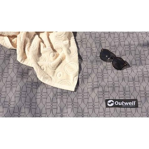 additional image for Outwell Nevada 4P Flat Woven Carpet