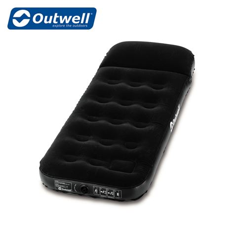 Outwell Flock Classic Single Airbed With Pillow