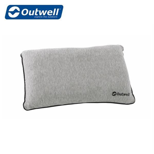 Outwell Memory Foam Pillow Grey - 2021 Model