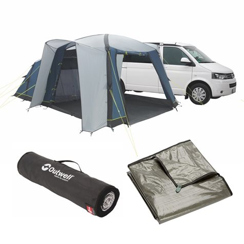 additional image for Outwell Milestone Nap Air Driveaway Awning - New For 2019