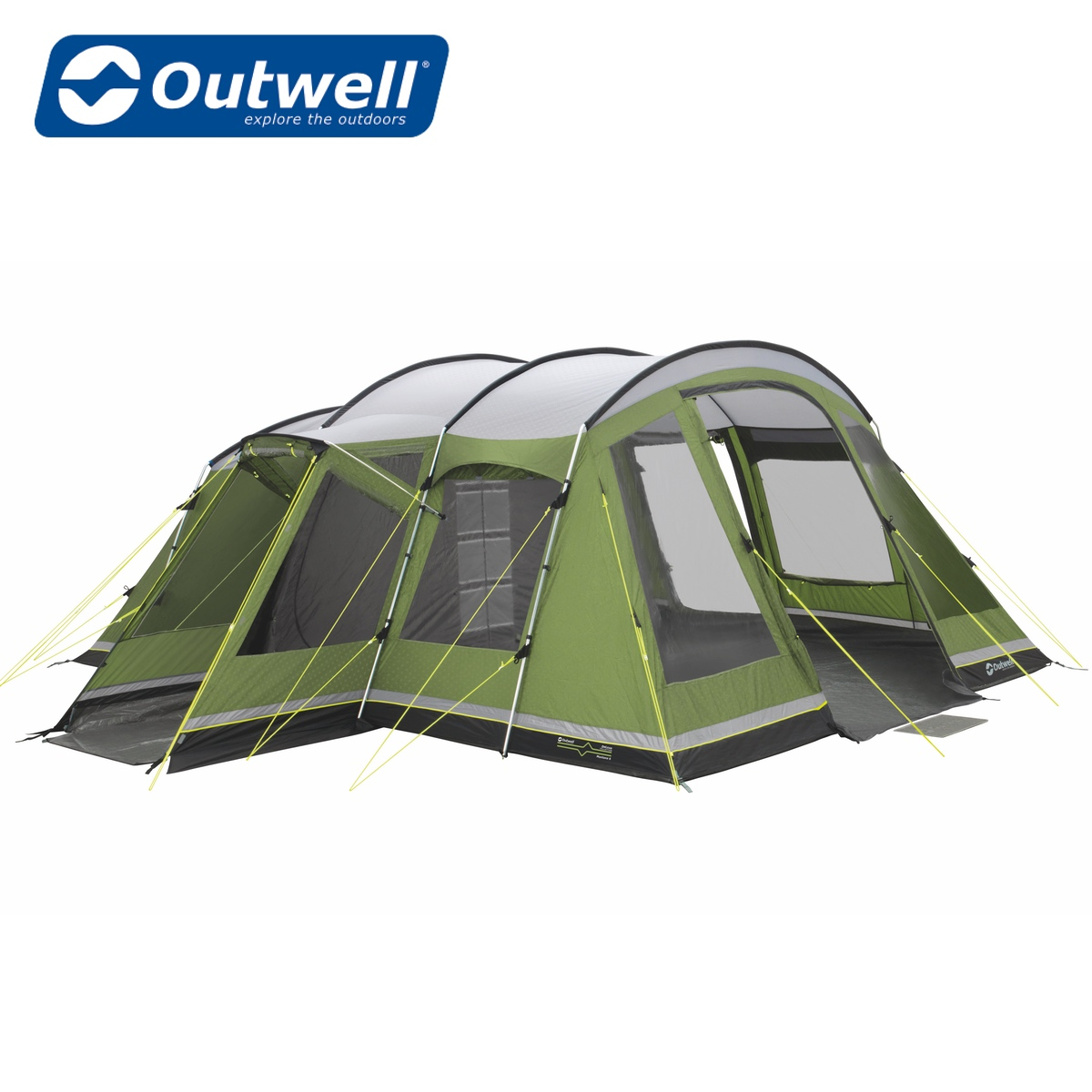 Outwell Montana 6 Tent - 2018 Model  sc 1 st  Purely Outdoors & Outwell Montana 6 Tent | Purely Outdoors
