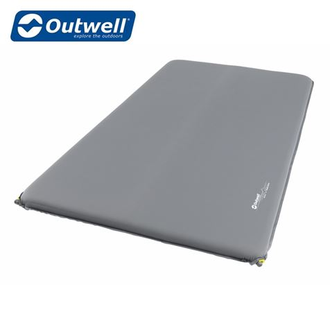 Outwell Nirvana Double Self Inflating Sleeping Mat - 10cm