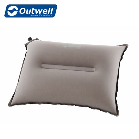 Outwell Nirvana Camping Pillow - Grey