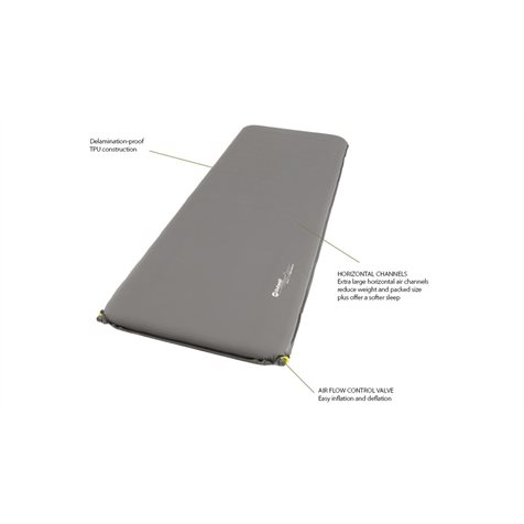 additional image for Outwell Nirvana Self Inflating Sleeping Mat - 7.5cm
