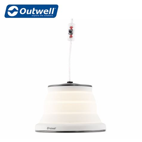 Outwell Orion Lamp Cream White