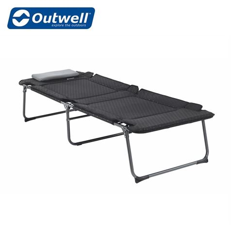 Outwell Pardelas L Foldaway Single Bed - 2019 Model