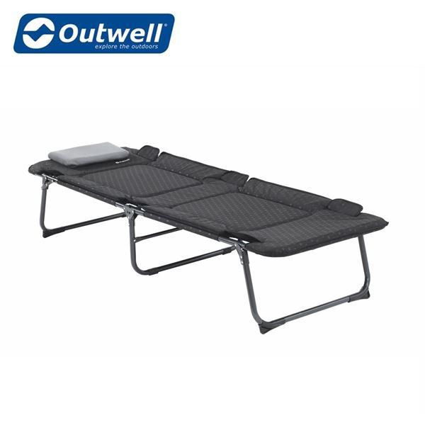 Outwell Pardelas M Foldaway Single Bed - 2021 Model