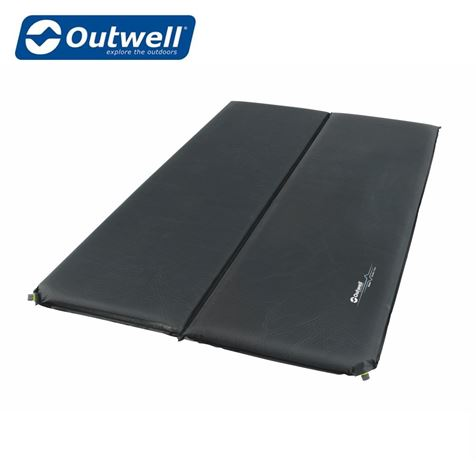 Outwell Self Inflating Sleepin Double Mat - 7.5cm