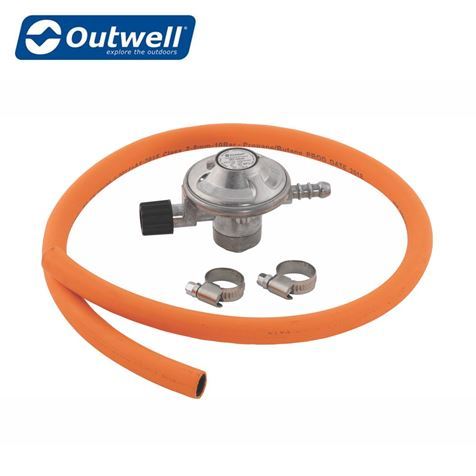 Outwell Trinidad Gas Regulator & Hose Kit