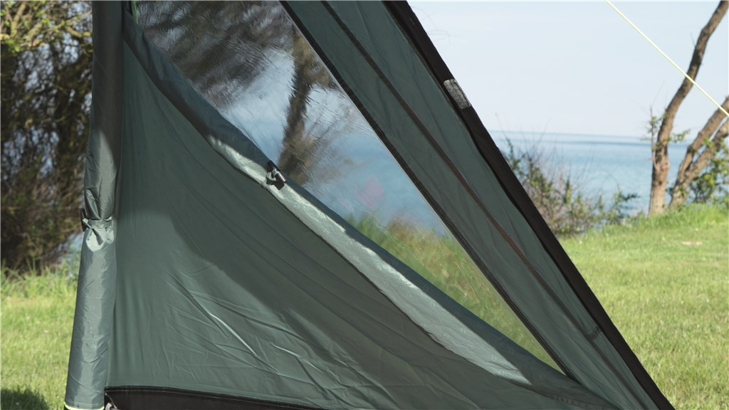 The Outwell Vigor 5 is brand new for 2018 and is part of their Encounter Collection it is perfect for families looking for a compact lightweight tent that ... & Outwell Vigor 5 Tent - 2018 Model Family Group Camping Festival 5 ...