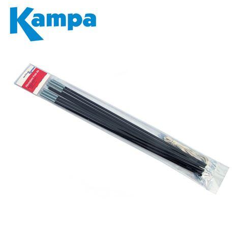 Kampa Fibreglass Pole Kit - Range Of Sizes