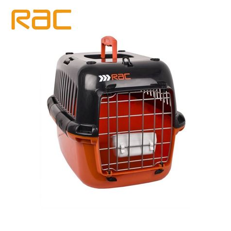 RAC Pet carrier & water bowl - medium