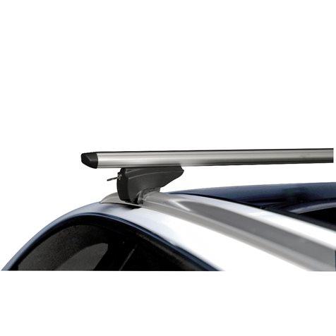 additional image for M-Way M-Profile Aluminium Aero Roof Bars For Flush Roof Rails 135cm