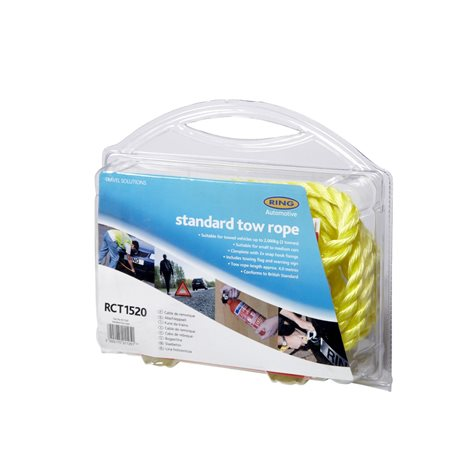 additional image for Ring 2kg Tow Rope