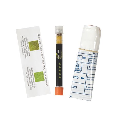 additional image for Ring Disposable European Travel Breathalysers Twin Pack
