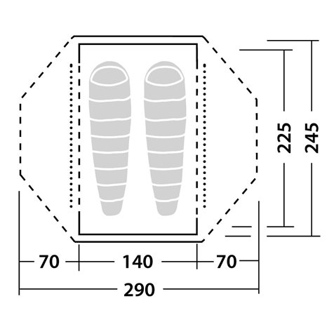 additional image for Robens Lodge 2 Tent - 2019 Model