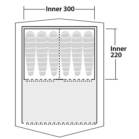 additional image for Robens Prospector L Inner Tent