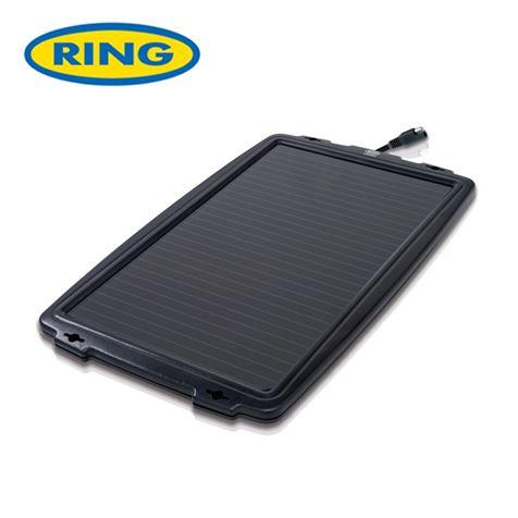 Ring 12V 2.4w Solar Power Battery Maintainer