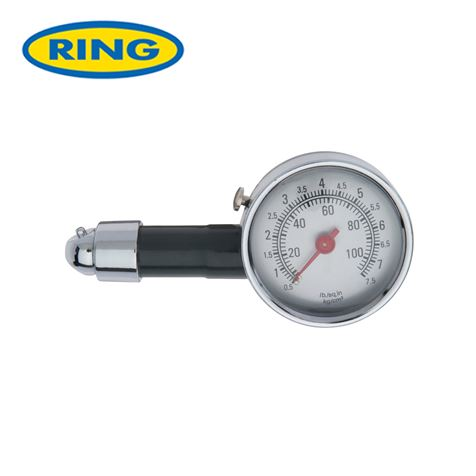 Ring Analogue Tyre & Depth Gauge