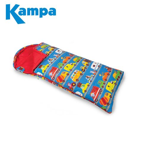 Kampa Animal Traffic Childrens Sleeping Bag