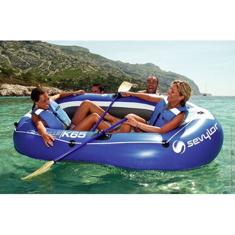 additional image for Sevylor Caravelle KK65D Inflatable Boat - 2019 Model