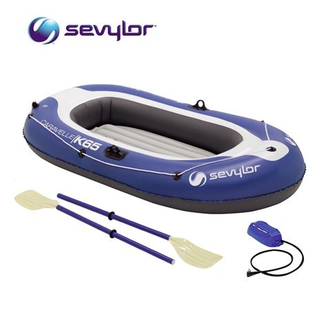 Sevylor Caravelle KK65D Inflatable Boat - 2019 Model