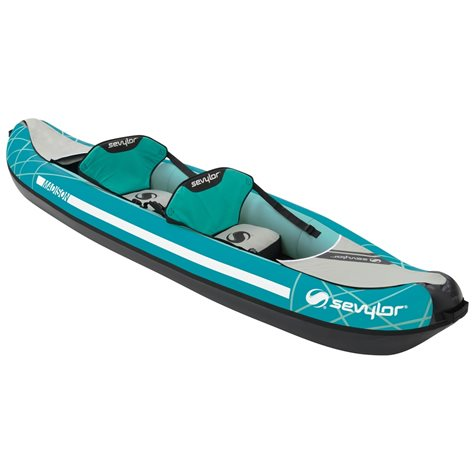 additional image for Sevylor Madison Kayak Kit - Includes 2 Paddles