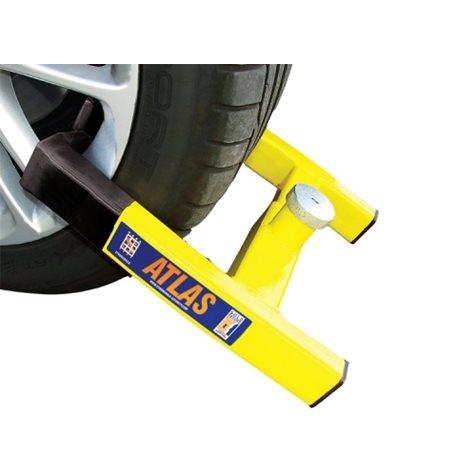 additional image for Stronghold Insurance Approved Atlas Auto Wheel Clamp