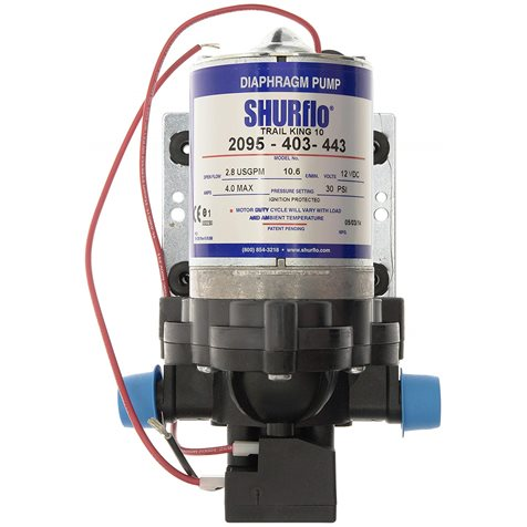 additional image for Shurflo Trail King 10L 30PSI Water Pump