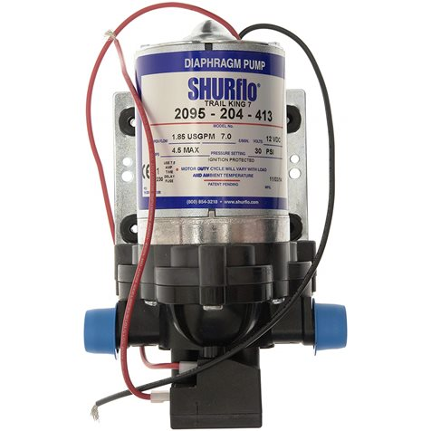 additional image for Shurflo Trail King 7L 30PSI Water Pump