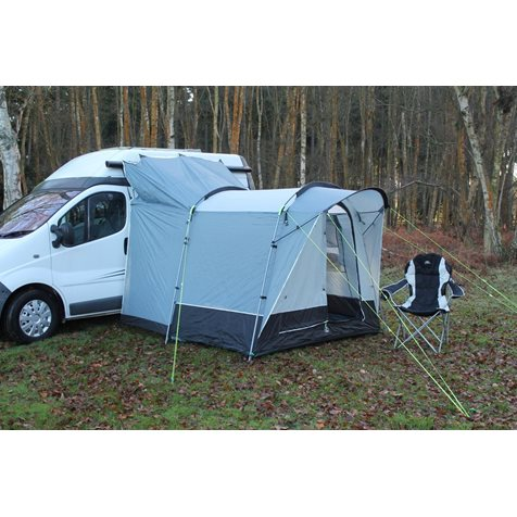 additional image for SunnCamp Silhouette 225 Motor Plus Motorhome Awning