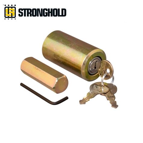 Stronghold Insurance Approved Caravan Leg Lock
