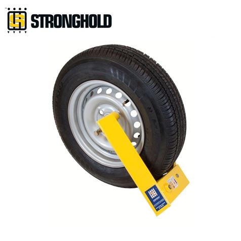 Stronghold Insurance Approved StrongArm Wheel Clamp