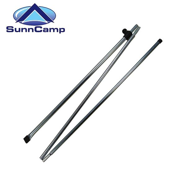 Sunncamp Universal Rear Pad Poles