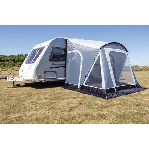 SunnCamp Swift 220 Deluxe Dark Grey Caravan Awning - 2019 ...