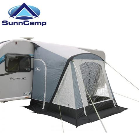 SunnCamp Swift Air 220 Awning With FREE Carpet