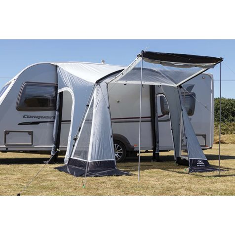 SunnCamp Swift 260 Deluxe Dark Grey Caravan Awning - 2019 ...