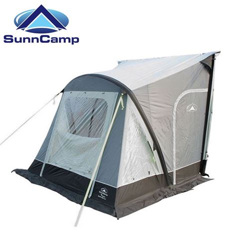 SunnCamp Swift Air 260 Awning With FREE Carpet