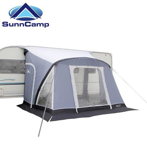 SunnCamp Swift Air 325 Awning With FREE Carpet - 2019 Model