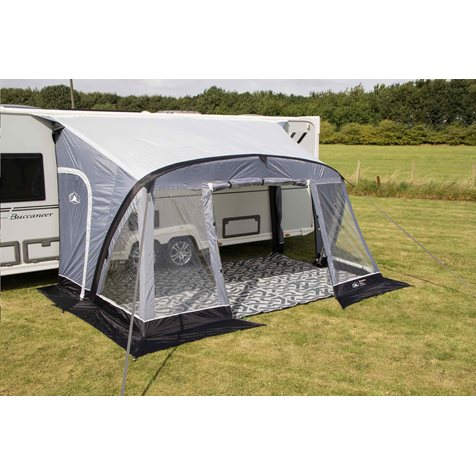 additional image for SunnCamp Swift Air 390 Caravan Awning With FREE Awning Carpet
