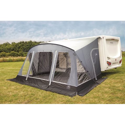 additional image for SunnCamp Swift 390 SC Deluxe Caravan Awning With FREE Carpet - 2020 Model