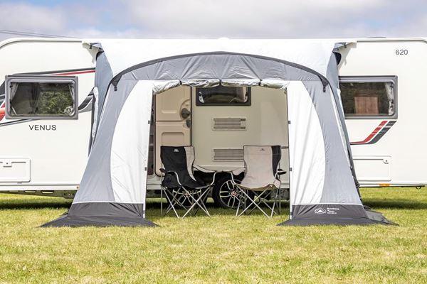 SunnCamp Swift Air SC 220 Caravan Porch Awning Inflatable ...