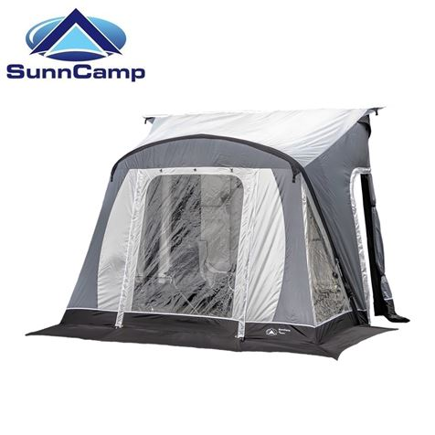 SunnCamp Swift Air SC 260 Caravan Awning with FREE Carpet - 2020 Model