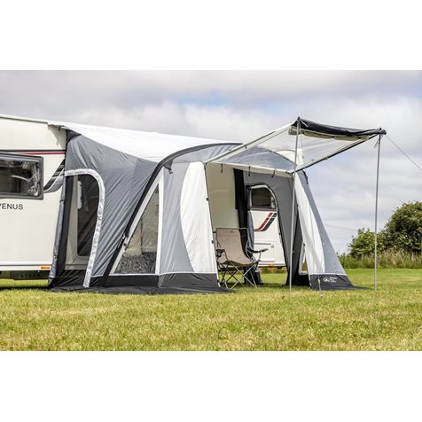 additional image for SunnCamp Swift Air SC 325 Caravan Awning with FREE Carpet - 2020 Model