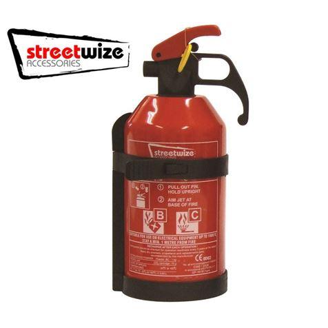 Streetwize 1KG BC Fire Extinguisher